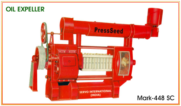Oil Expeller - Press seed Machine